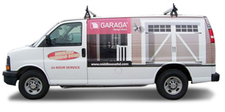 Service and Repair van